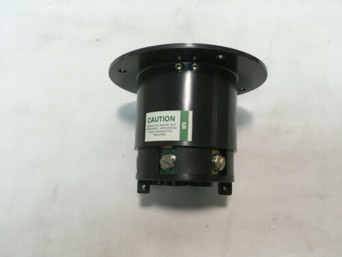 Leviton CS81-75 California Style Flanged Inlet 3 Pole 4 Wire 50A 480V 3Ø
