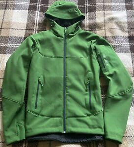 ARC-039-TERYX-HYLLUS-HOODY-JACKET-POLARTEC-POWER-SHIELD-HIGH-LOFT-MENS-M-400RP