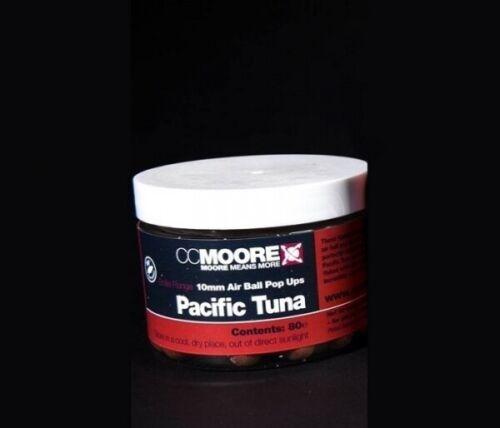 10mm 80St. CCMoore Air Ball Pop Ups Pacific Tuna