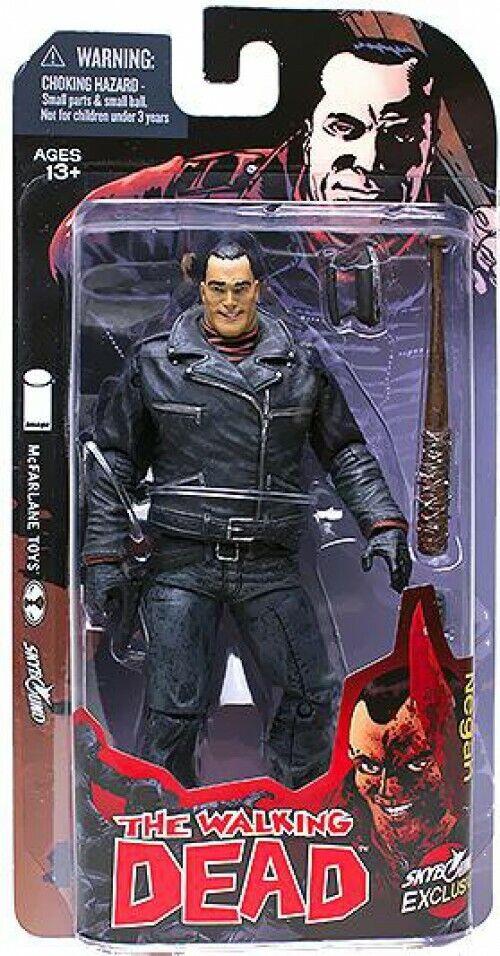 McFarlane giocattoli The Walre Dead Comic Negan Exclusive azione azione azione cifra [Coloreeee] 29316a