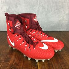 c05e40418128 item 6 Nike Force Savage Elite TD Football Cleats University Red 857063-616  Men Size 18 -Nike Force Savage Elite TD Football Cleats University Red ...