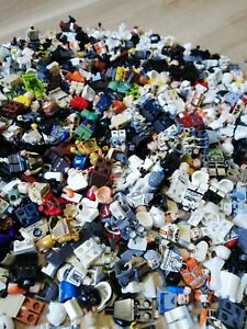 LEGO-Star-Wars-Minifigure-Part-Packs-x10-figs-amp-accessories-per-order-Bulk-lot