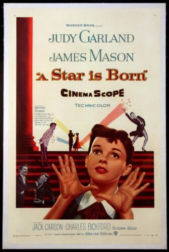 A STAR IS BORN 1 A3//A4 size POSTER Classic Vintage Action Movie Film  #10