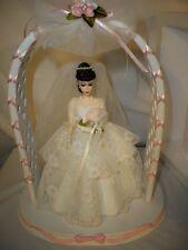 BARBIE Wedding Day Nostalgic Porcelain by Applause 1992 NIB