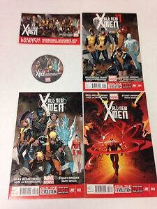 All-New-X-Men-1-2-3-4-5-6-7-8-9-10-through-41-Annual-complete-set-43-issues