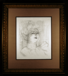 Marie-Louise-Marsy-Orig-1898-Lithograph-by-Toulouse-Lautrec-Framed-Wittrock-260