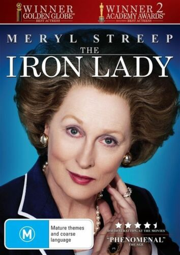 1 of 1 - The Iron Lady (DVD, 2012)