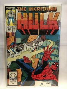 Incredible-Hulk-Vol-1-349-VF-1st-Print-Marvel-Comics