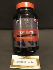 Simply-Organic-Resveratrol-1600-Mg-90-Capsules-Exp-5-2021