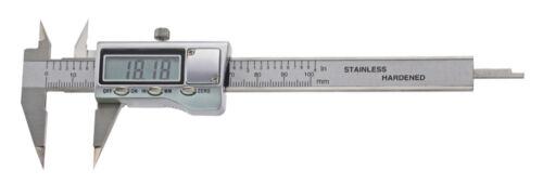 Digital-Messschieber Schieblehre mit extra spitzem Messschnabel
