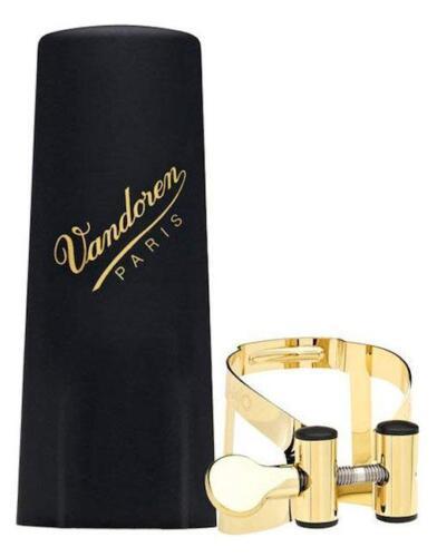 Leichte LC58DP M|O GL Tenor-Saxophon Blattschraube mit Plastik-Kapsel goldfarben