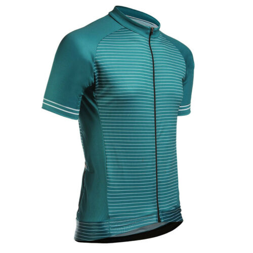 2019 Men/'s Cycling Jersey Short Sleeve Breathable Quick Dry Road Riding Shirt