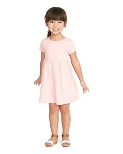 Spring-Clearance-Sale-Jersey-Fit-amp-Flare-Dress-for-Toddler-Girls-By-Old-Navy