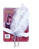 New Ladies Charleston Feather Flapper Headband Fancy Dress Costume Accessory