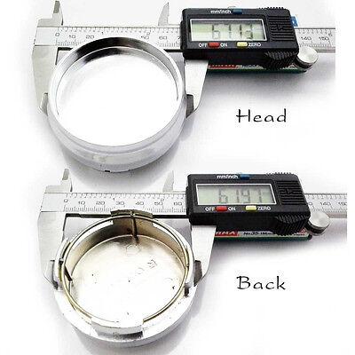 "D2= 69mm 4pcs Hub Caps Wheel Center D1= 62mm Wheel RIM 15/"" 16/"" 17/"""