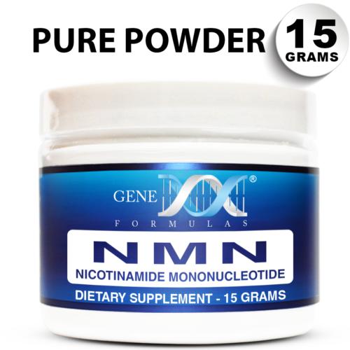 Genex-NMN-Nicotinamide-Mononucleotide-15-Grams-Certified-99-Pure-Powder