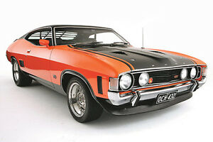 Image Is Loading Ford Falcon Fairlane Xa Zf Workshop Service Repair