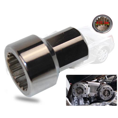 Engine Camshaft Wheel Oil Pump Sleeve Removal Socket for BMW B38 B48 B58 2450487
