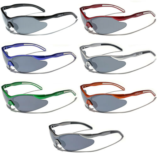 X Loop Children Kids AGE 3-12 Boys Half Frame Sports Cycling Baseball Sunglasses