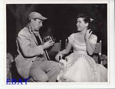 Gene Kelly Gloria De Haven VINTAGE Photo