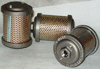 Allied Witan AtoMuffler Air Exhaust Muffler N-01 Lot Of 3 Pcs.