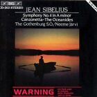 Jean Sibelius Symphony No 4 in a Minor Jarvi Goteborgs Symfoniker