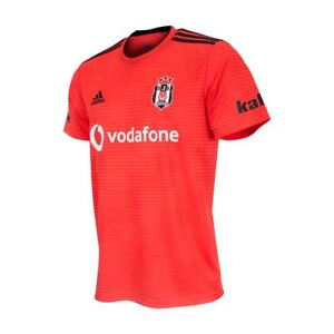 Besiktas Jersey BJK 2018 2019 Season Red Match third KK Jersey ... fea42e932