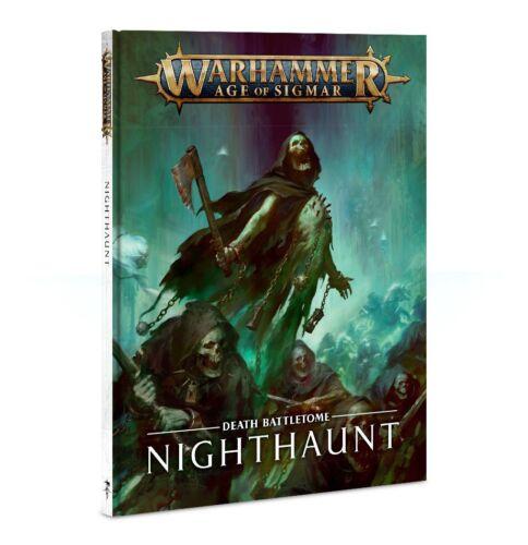 English Nighthaunt Battletome