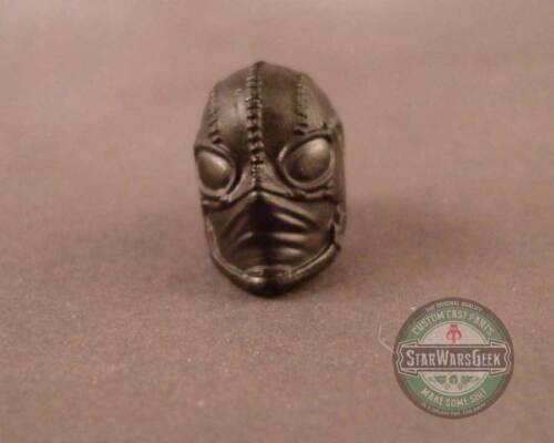 MH364 Custom Cast male head for use with 3.75 GI Joe Marvel Star Wars figures
