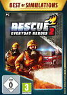 Rescue 2 - Everyday Heroes (PC/Mac, 2016, DVD-Box)