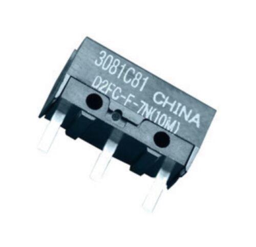 OMRON Micro Switch D2FC-F-7N mouse interruttore D2F-J D2FC F 7N Logitech Razer