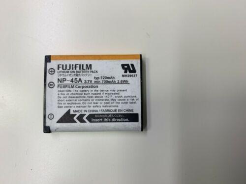 Fujifilm np45a np-45a batería jz305 jz370 jz505 z100 z10fd z20 z31 jx600 Battery