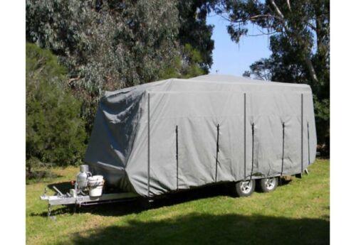 Bache pour hivernage caravane Hobby Fendt Eriba Caravelair 500x230x200 cm