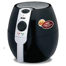 ORBIT 3.2 Litre Oil Free Cooking Air Fryer 1500W Black (Cicada)