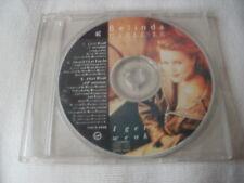 BELINDA CARLISLE - I GET WEAK - 1988 PICTURE DISC CD SINGLE
