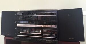 Vintage Fisher Stereo System Complete With Original - Www