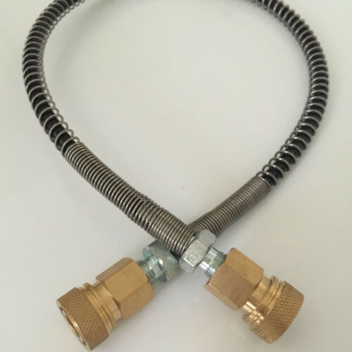Acecare PCP Paintball 4500psi Fill Station Quick Connector with Hose G5//8