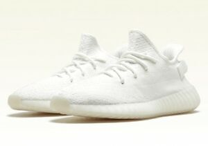 d3097734a Image is loading Adidas-Yeezy-Boost-350-V2-Triple-White-CP9366-