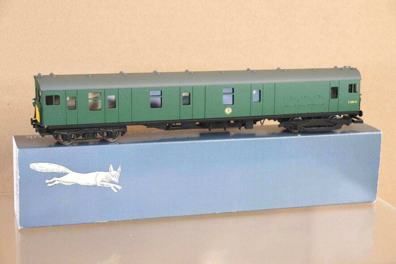 argento Fox modelloli Hornby DCC Ready Kit Costruito Br Sud  v Emu Loco S68010 Nv