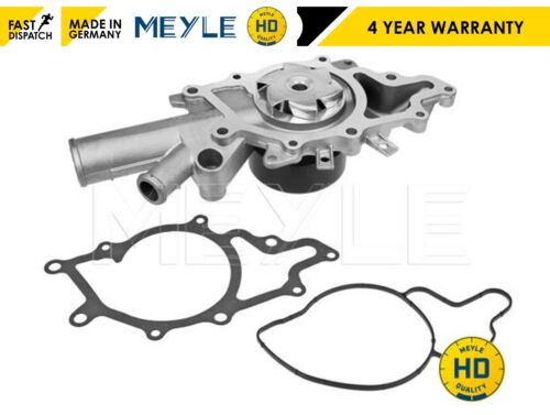 FOR MERCEDES C CLASS C200 C220 2.2 TD CDi COOLING WATER PUMP MEYLE HD HEAVY DUTY