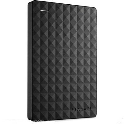 """Seagate 1 TB Expansion External PORTABLE HDD 2.5"""" USB STEA1000400 WITH 3YR WRNTY"""