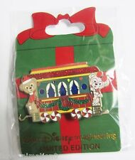 Disney Cats Pin 99459 WDI Holiday Train Series Disneyland Paris LE 200 Pin