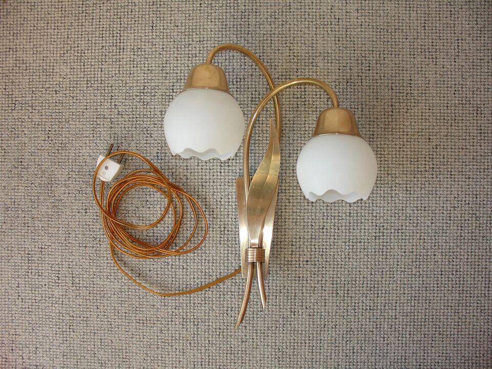 Væglampe, Arts and Crafts væglampe
