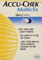 Accu-chek Multiclix Lancets Device By Roche Diagnostics - 102 Each