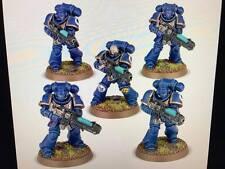 40K Dark Imperium Primaris Space Marine Hellblaster Squad Hellblasters (5 men)