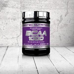 Scitec-NUTRITION-BCAA-1000-300-CAPS-amminoacidi-con-vitamine-del-gruppo-B