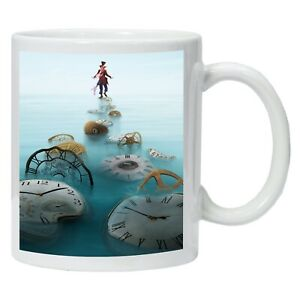 Mad Hatter Alice In Wonderland Movie Personalised Printed Coffee Tea Drinks Mug