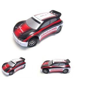 Rc Car Touringcars Rxc18 M 1:18 50km / h Inkl Batterie Et Chargeur Rouge Neuf