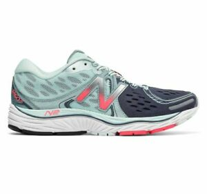 New-Balance-1260v6-Womens-Blue-Pink-Wide-Stability-Running-Shoes-Size-W1260PW6
