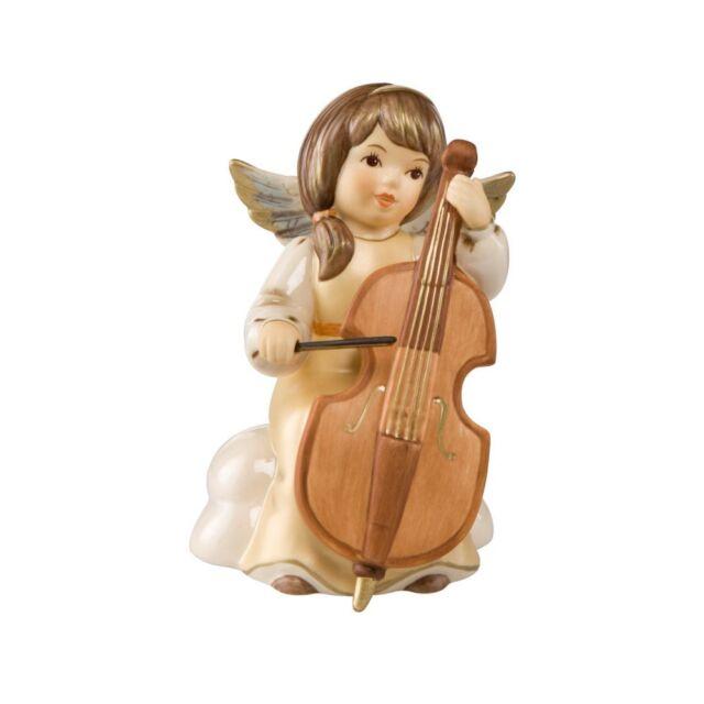 Weihnachtsessen Celle.Goebel Sanfte Töne Weihnachten Figuren Engel Dekoration Porzellan 41551071